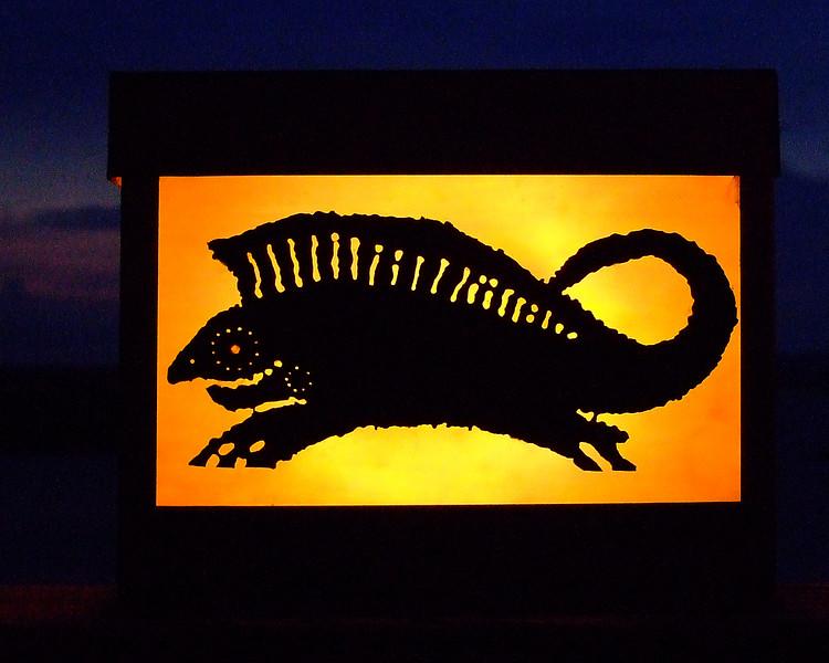 Iguana (Grill).<br /> Lake Travis