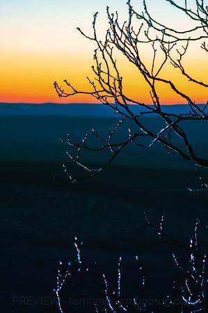 Mountaintop Ice