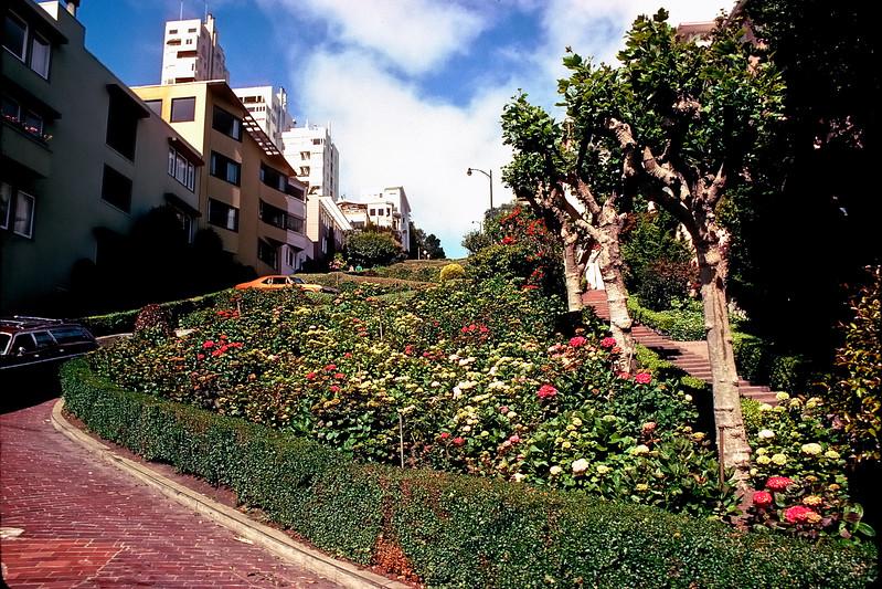 Lombard Street   San Francisco, California