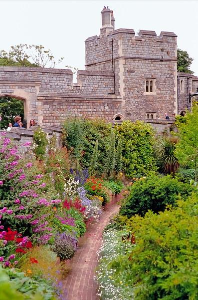 Garden - Windsor, England