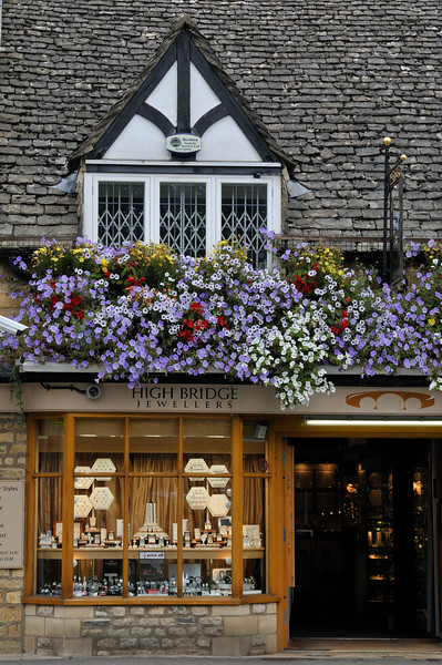 Jewelers - Bourton on the Water, England
