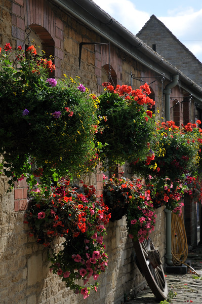 Lacock stables - Lacock, England