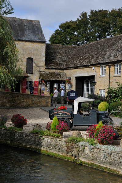 Motoring Museum - Bourton on the Water, England
