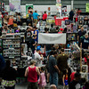 The Plastic City Comic Con was held at thhe Wallace Civic Center in Fitchburg on Saturday, July 29, 2017. SENTINEL & ENTERPRISE / Ashley Green