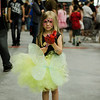 Abby Pyles, 6, of Shirley, dresses as Bat Girl during the Plastic City Comic Con held at the Wallace Civic Center in Fitchburg on Saturday, July 29, 2017. SENTINEL & ENTERPRISE / Ashley Green