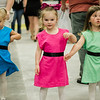 Abby Kearchner, 3, Fiona Sponenberg, 3, and Lily Grennel, 3, dress as the Power Puff Girls during the Plastic City Comic Con held at the Wallace Civic Center in Fitchburg on Saturday, July 29, 2017. SENTINEL & ENTERPRISE / Ashley Green