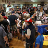 Plastic City Comic Con was well attend on Saturday in Leominster at the Veterans Memorial Center on West Street. SENTINEL & ENTERPRISE/JOHN LOVE
