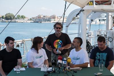 Campaña Menos Plásticos Más Mediterráneo