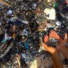 Plastic Found on Tobacco Bay