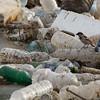 Contaminacion por plasticos en la desembocadura del rio Segura