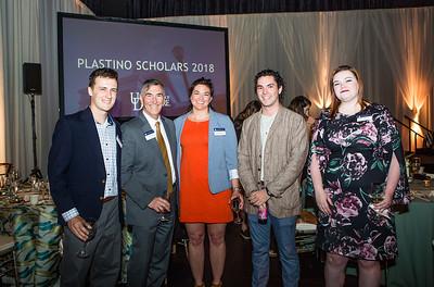 Plastino Scholars Dinner