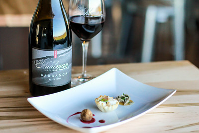 Kuhlman Cellars Wine & Food Pairings