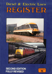 Section 011: Diesel & Electric Loco Register (A5 format)