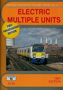 Section 004: Electric Multiple Units (A6 format)