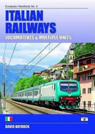 2015 Italian Railways Locomotives & Multiple Units, 3rd edition, by David Haydock, published December 1st 2014, 208pp £21.95, ISBN 1-909431-16-8.