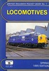 1995 (Spring) Locomotives, 34th edition, by Peter Fox & Richard Bolsover, published Spring 1995, 92pp £2.20, ISBN 1-872524-68-0. Cover photo of MainLine 37023.