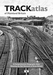 2012 Track Atlas of Mainland Britain (2nd revised edition), by Mike Bridge, published October 31st 2012, 176pp £24.95, ISBN 1-902336-97-6. Hardback. Cover photo of Sheffield station.
