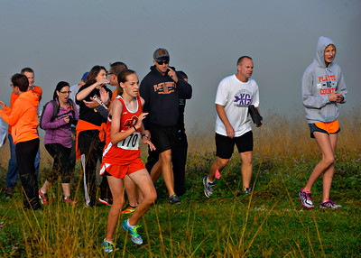 2014 Platte County Cross Country Districts