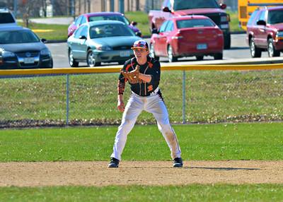 2015 PC Baseball vs Oak Grove