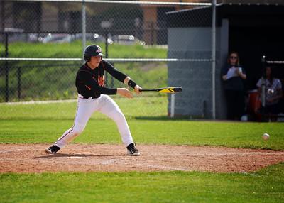 2015 Platte County JV Baseball vs Park Hill