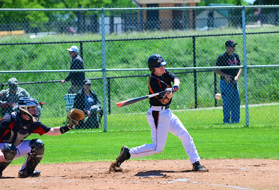 District Baseball - PC vs Park Hill