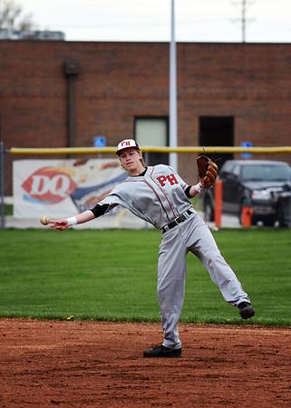 JV Baseball vs PH