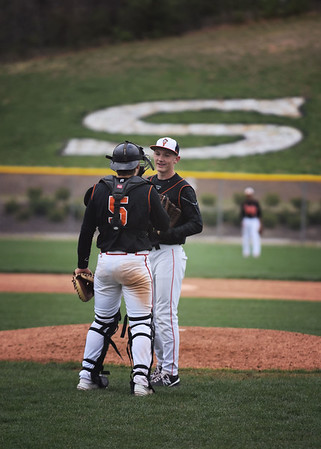 JV Baseball vs Park Hill South