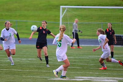 PC Soccer vs Smithville District Game