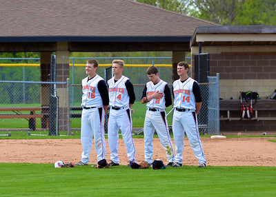 Platte County Baseball vs Grandview