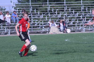 Platteville/Lancaster @ D-P Soccer 5-11-18