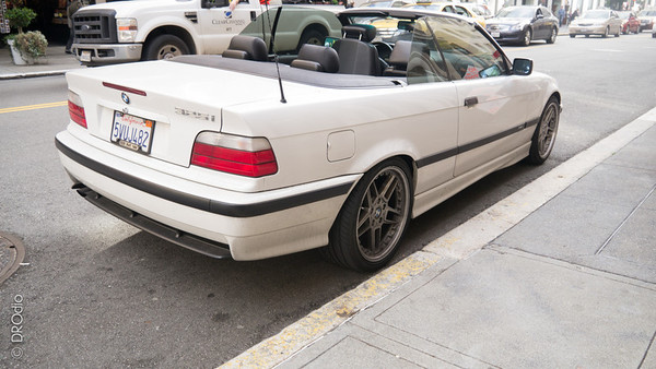 BMW Vert