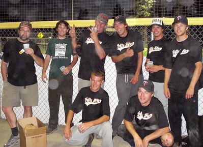 50 / 50 Softball Team
