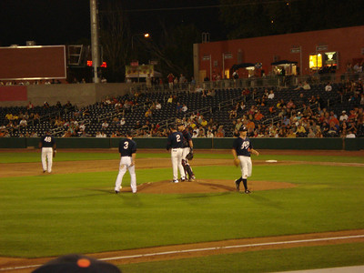 Arizona Grizzlies at Reno Aces 07-20-2011