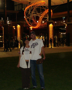 Reno Aces 06-07-2010, Stacie and Nick
