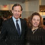 Todd Lowe and Fran Ratterman.