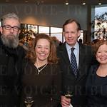 Les Waters, Fran Ratterman,Todd Lowe and Jennifer Bielstein.