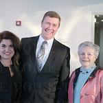 Laura Lewis, Brian Haehl and Cindy Adelberg.