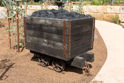 coal miners carriage