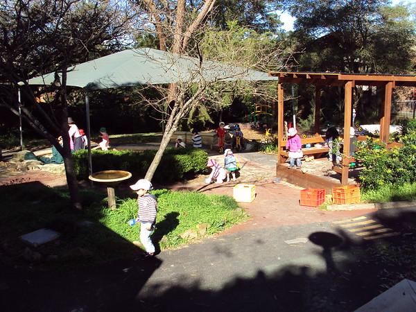 greenwich preschool playspace