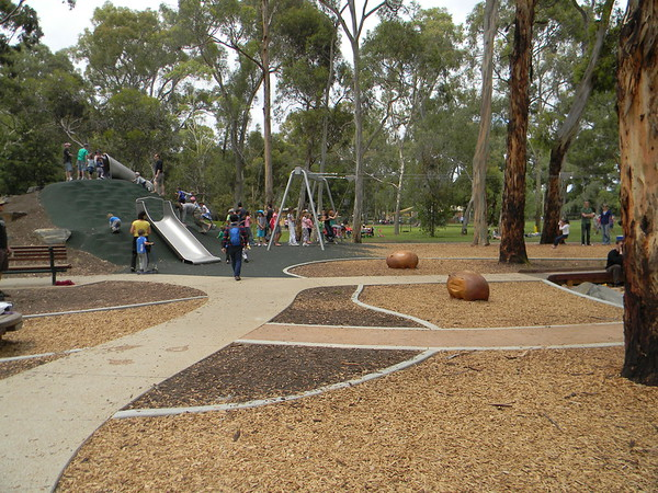 hazelwood park playspace