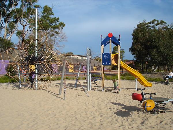 karimbla reserve playspace