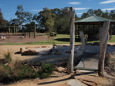 mcallister river regional park