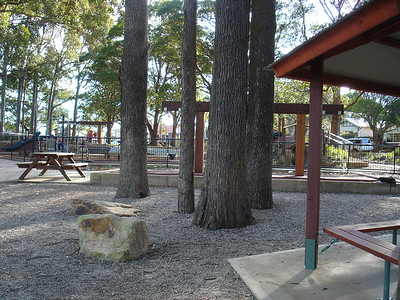 willoughby park playspace