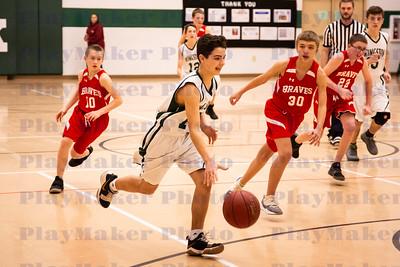 Bellview vs Kingston Boys Basketball 12-10-18 (2)