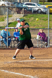 Ste  Genevieve vs Central High School Softball (1)