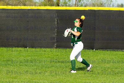 Ste  Genevieve vs Central High School Softball (6)