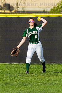 Ste  Genevieve vs Central High School Softball (7)