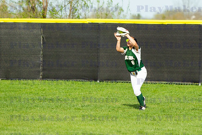 Ste  Genevieve vs Central High School Softball (5)