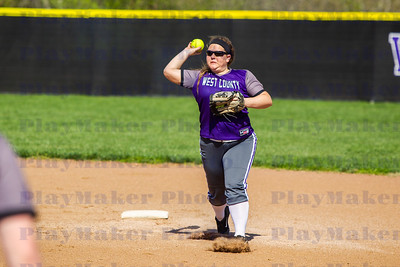 West County vs Potosi High School Softball (12)