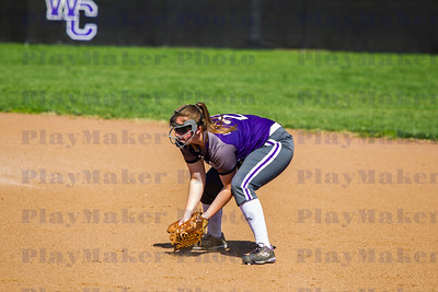 West County vs Potosi High School Softball (1)